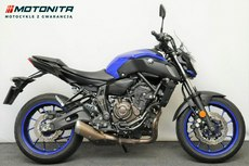Yamaha MT naked bike 0.7