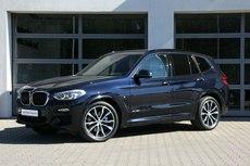 BMW X3 30i 251KM Mpakiet Iwł SalonPL FV 2