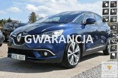 Renault Scenic nawi*multi sense*gwarancja 1.5