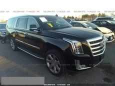 Cadillac Escalade 2016 CADILLAC ESCALADE ESV LUXUR 6.2