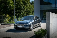 BMW 520 190KM Luxury-Line, Head-Up, Adap 2  Luxury-Line