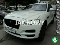 Jaguar F-Pace - super okazja
