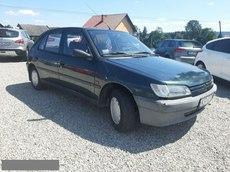 Peugeot 306 1.4 benzyna przegląd 7.2021+OC G 1.4