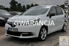 Renault Scenic nawi*gwarancja*chromy 1.5
