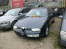 Alfa Romeo 156  1.9