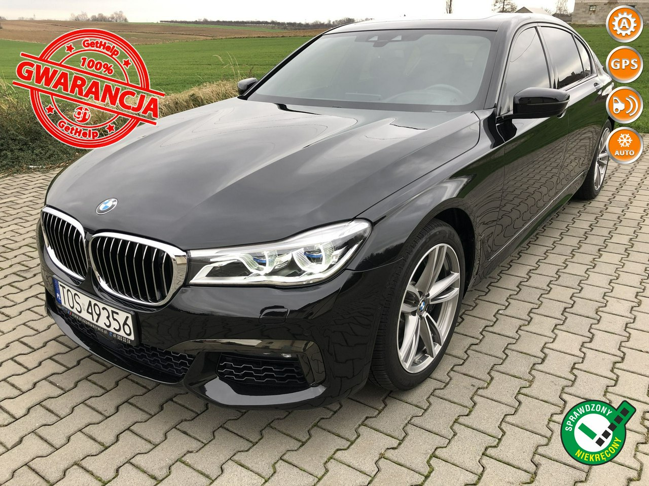 BMW 750 - super okazja