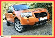 Land Rover Freelander 2.0TD MOD.2007 SALON POLSKA MAXX 2.2