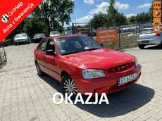 Hyundai Accent Gwarancja *RATY* ZAMIANIA Idealn 1.3