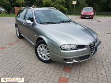 Alfa Romeo 156 1,9JTD 150KM 4x4 Kombi Manual Be 1.9