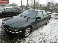 BMW seria 7  4