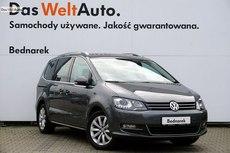Volkswagen Sharan 2.0 TDI 184KM DSG SalonPL FV23% 2  Highline