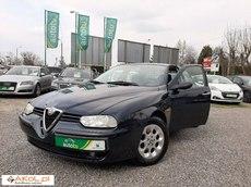 Alfa Romeo 156 Krajowy, Klima, Benzyna, Zarejes 1.6