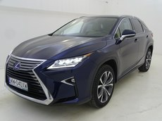 Lexus RX 450h Salon PL! 1 wł! ASO! FV23%! 3.5