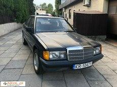 Mercedes 190 (W201) żadbany 0