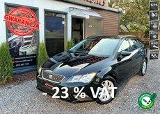 Seat Leon FV-23%, w 100% sprawny 1.6 1.6 TDi Klimatyzacja automat