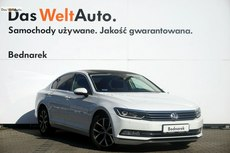 Volkswagen Passat 2.0TDI 150KM DSG PL ASO 1wł FV23 2  Highline