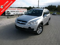 Chevrolet Captiva - super okazja