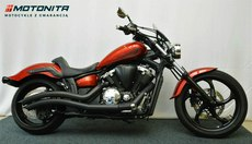 Yamaha XVS cruiser/chopper 1.3