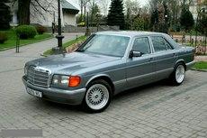 Mercedes klasa S  2.3