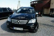 Mercedes klasa ML 320CDI 224KM*Serwisowany*140000k 3