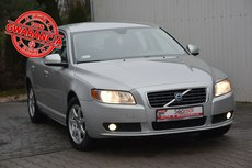 Volvo S80 2.0D 136KM Manual 2009r. Skóra T 2 2.0D 136KM ( 100kW ) Momentum