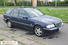 Mercedes klasa C Klima / Automat / Zarejestrowany 1.8
