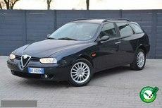 Alfa Romeo 156 2.4 JTD 136KM Import z Włoch Bez 2.4