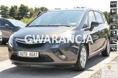 Opel Zafira nawi*cosmo*skóra*gwarancja 1.6