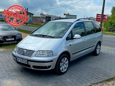 Volkswagen Sharan 2.8i 204KM 4 Motion ! MANUAL ! S 2.8