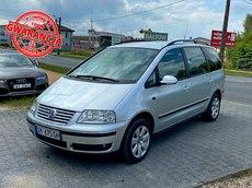 Volkswagen Sharan 2.8i 204KM 4 Motion ! MANUAL ! S 2.8