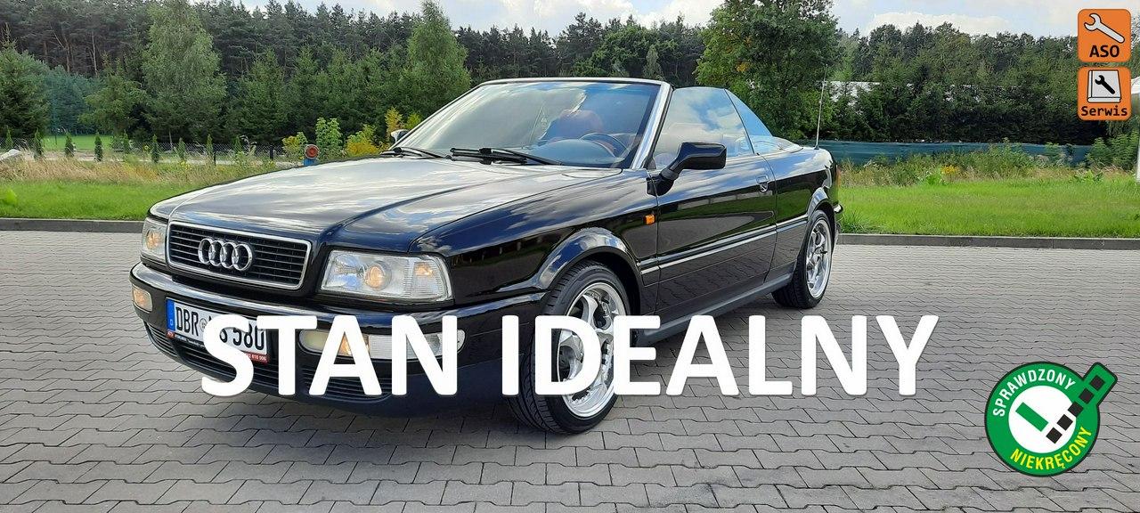 Audi Cabriolet - super okazja
