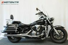Yamaha XVS cruiser/chopper 1.3