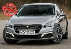 Peugeot 508 - super okazja