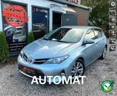 Toyota Auris Światła LED, Klimatyzacja Automa 1.8 1.8 Hybryda 100 KM Nawigacja, Kamera co