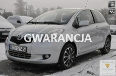Toyota Yaris zarejestrowany*gwarancja*stan id 1.4