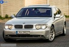 BMW seria 7 745i 333KM ! Full Opcja ! Serwis 4.4