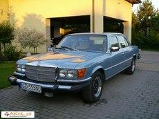 Mercedes klasa S 450 SEL Wersja LONG 0