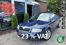 Skoda Superb Zadbany, Serwis na bieżąco, FV 2.5 2.5 TDI 163 KM V6 Lawrin&Klement