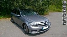 Mercedes klasa C  1.8