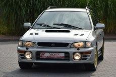Subaru Impreza GT 2.0TURBO 211KM Manual 1998r. 1.9 2.0 Turbo 211KM GT AWD