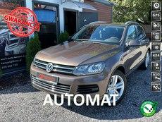 Volkswagen Touareg Zadbany, Ładny, Sprawny na 100% 4.1 4.2 TDi V8 340 KM 4x Kamera, Czujniki, LE