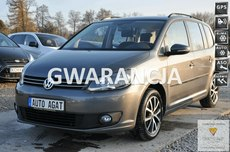 Volkswagen Touran nawi*gwarancja*stan idealny 1.2